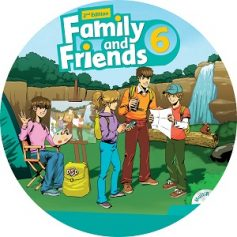 Family and Friends 6 2nd Edition Class Audio CD2