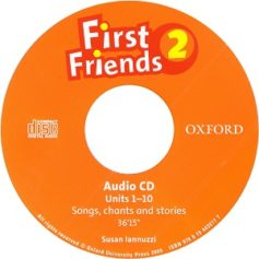 First Friends 2 Audio CD Songs, Chants and Stories