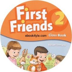 First Friends 2 Class Audio CD