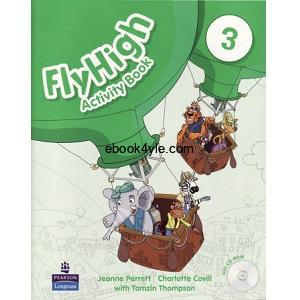 Fly High 3 Activity Book
