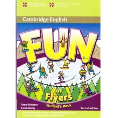 Fun for Flyers Student's Book 2nd Edition