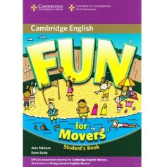 Cambridge Fun for Movers 2nd Edition Student Book
