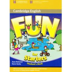 Cambridge Fun for Starters 2nd Edition Student Book