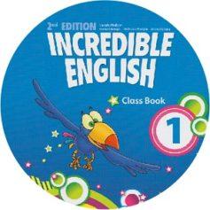 Incredible English 1 2nd Edition Audio Class CD1