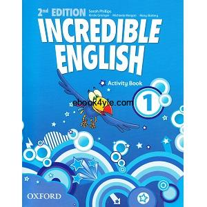 Incredible English 1 Activity Book 2nd Edition