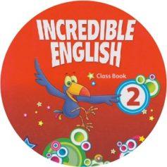 Incredible English 2 2nd Edition Audio Class CD2
