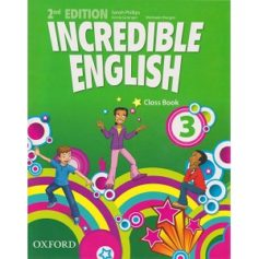 Incredible English 3 Class Book 2nd Edition