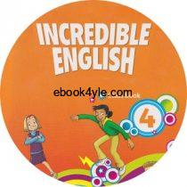 Incredible English 4 2nd Edition Audio Class CD2