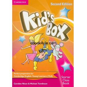 Kid's Box Starter Class Book 2nd Edition