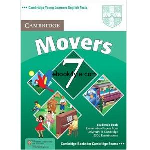 Cambridge YLE Tests Movers 7 Student Book