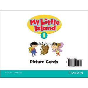 My Little Island 1 Flashcards Picture Cards
