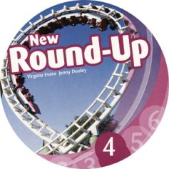New Round Up 4 Audio CD