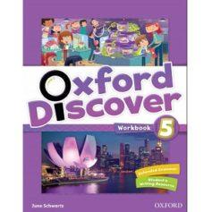 Oxford Discover 5 Workbook