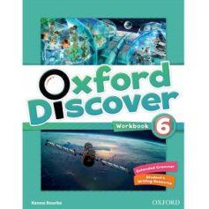 Oxford Discover 6 Workbook