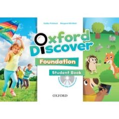 Oxford Discover Foundation Student Book