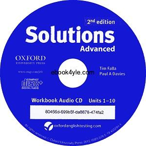 Solutions Advanced  2nd Workbook Audio CD