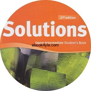 Solutions Upper-Intermediate Student Book 2nd Class Audio CD1