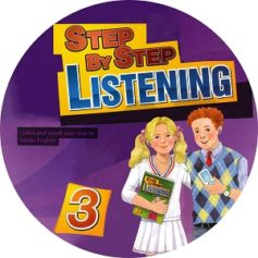 Step by Step Listening 3 Audio CD1