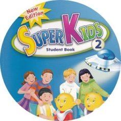 SuperKids 2 Class Audio CD 2