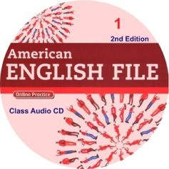 American English File 1 2nd Edition Class Audio CD1