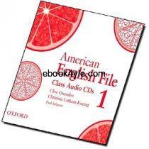American English File 1 Class Audio CD1