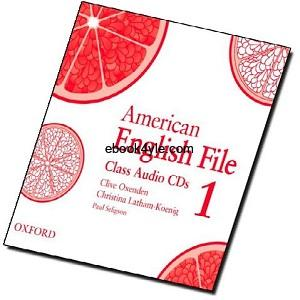 American English File 1 Class Audio CD1