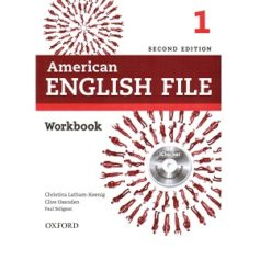 American English File 1 Workbook 2nd Edition