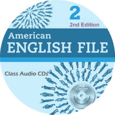 American English File 2 2nd Edition Class Audio CD5