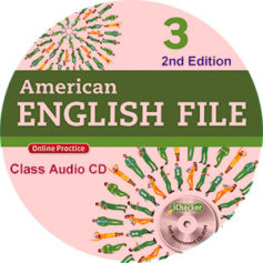 American English File 3 2nd Edition Class Audio CD2