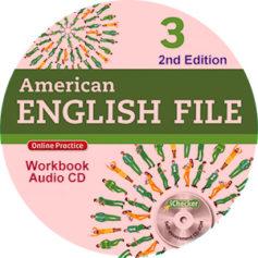American English File 3 2nd Edition Workbook Audio CD