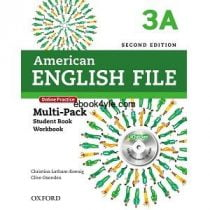 American English File 3A Student Book Workbook 2nd Edition