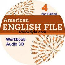 American English File 4 2nd Edition Workbook Audio CD