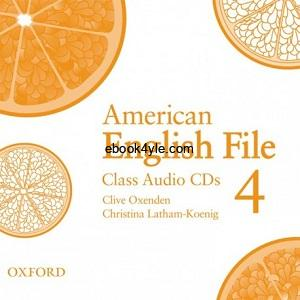 American English File 4 Class Audio CD2