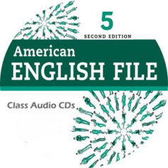 American English File 5 2nd Edition Class Audio CD1