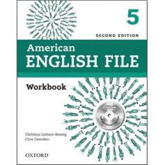 American English File 5 Workbook 2nd Edition