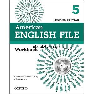 American English File 5 Workbook 2nd Edition