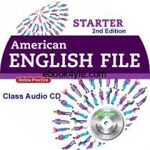 American English File Starter 2nd Edition Class Audio CD3
