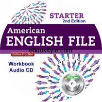 American English File Starter 2nd Edition Workbook Audio CD