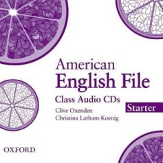 American English File Starter Class Audio CD2