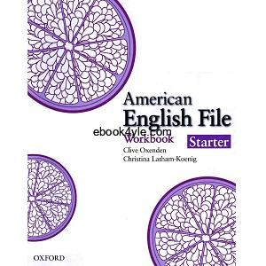 American English File Starter Workbook