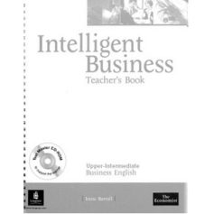 Intelligent Business Upper-Intermediate Teacher Book