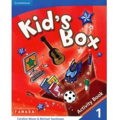 Kid's Box 1 Activity Book