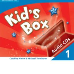 Kid's Box 1 Class Audio CD3