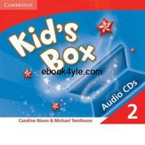 Kid's Box 2 Class Audio CD3