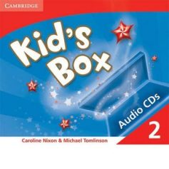 Kid's Box 2 Class Audio CD2