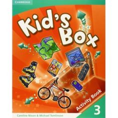 Kid's Box 3 Activity Book