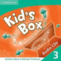 Kid's Box 3 Class Audio CD2