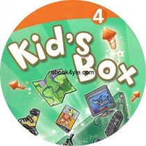 Kid's Box 4 Class Audio CD1