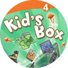 Kid's Box 4 Class Audio CD2