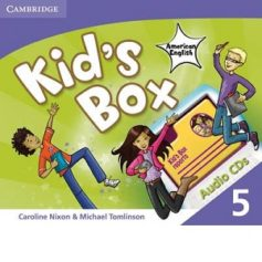Kid's Box 5 Class Audio CD1